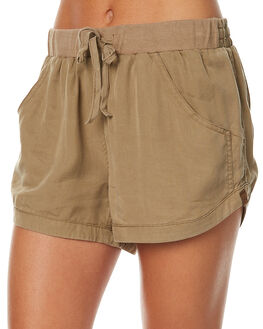 PRARIE WOMENS CLOTHING RUSTY SHORTS - WKL0590PRA