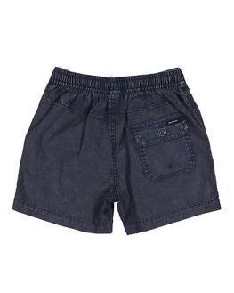 NAVY ACID KIDS BOYS BILLABONG SHORTS - BB-7591404-NAI