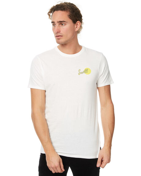 OFF WHITE MENS CLOTHING SWELL TEES - S5174004OFFWH