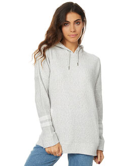 LIGHT MARLE WOMENS CLOTHING SWELL JUMPERS - S8173549LMRL