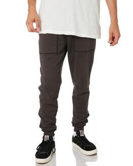 MERCH BLACK MENS CLOTHING THRILLS PANTS - TA9-402MBMEBLK