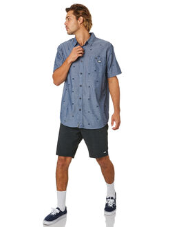 CHARCOAL MENS CLOTHING SALTY CREW SHORTS - 30035010CHA