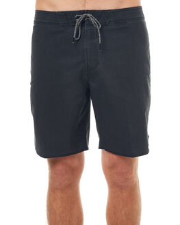 VINTAGE BLACK MENS CLOTHING BILLABONG BOARDSHORTS - 9572441VBC