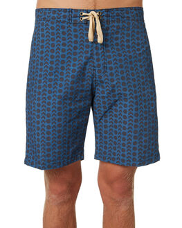 MUD CLOTH OUTLET MENS MOLLUSK BOARDSHORTS - MS1442MUD