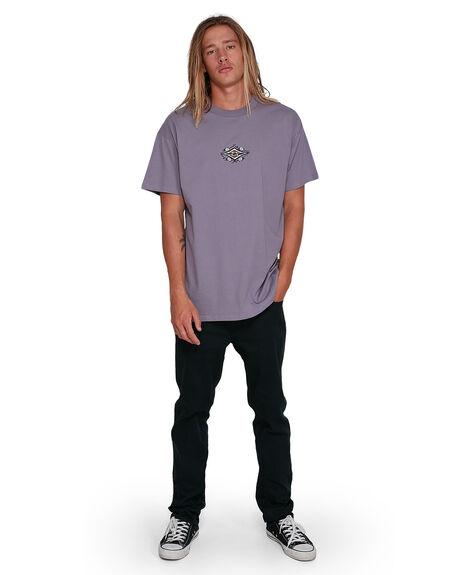 PURPLE HAZE MENS CLOTHING BILLABONG TEES - BB-9503023-PUH