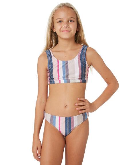 HEATHER ROSE KIDS GIRLS RUSTY SWIMWEAR - SWG0001HRR