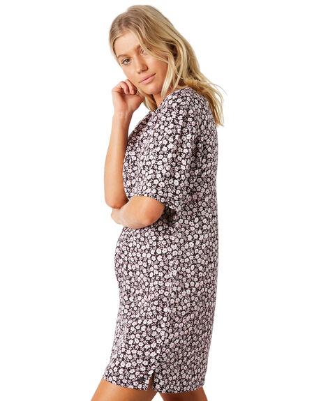 BLACK OUTLET WOMENS BILLABONG DRESSES - 6581491BLK
