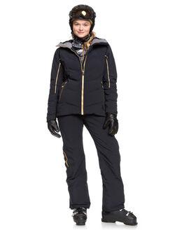 TRUE BLACK BOARDSPORTS SNOW ROXY WOMENS - ERJTP03079-KVJ0