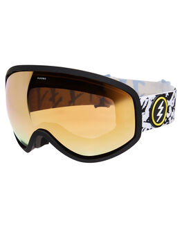 BONES BROSE GOLD SNOW ACCESSORIES ELECTRIC GOGGLES - EG2217301-BRGD