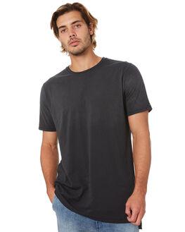 GD BLACK MENS CLOTHING ZANEROBE TEES - 103-FLDGDBLK