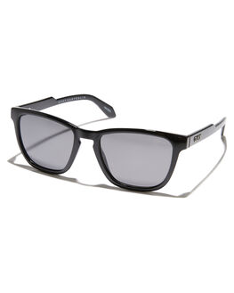 BLACK SMOKE MENS ACCESSORIES QUAY EYEWEAR SUNGLASSES - QM-000313-BLKSM