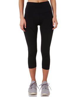 BLACK WOMENS CLOTHING LORNA JANE ACTIVEWEAR - 101980BLK