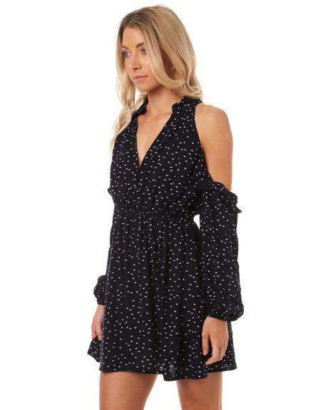 NAVY ARROW WOMENS CLOTHING LILYA DRESSES - RVD056-LSP17NAW