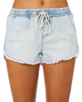 ACID RINSE WOMENS CLOTHING BILLABONG SHORTS - 6561285ACID