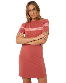 OLD ROSE WOMENS CLOTHING ELEMENT DRESSES - 283874DRO