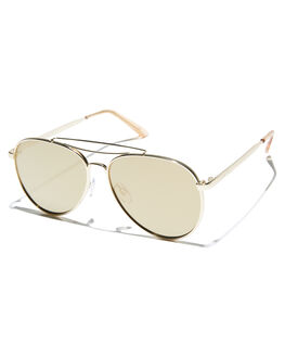 GOLD WOMENS ACCESSORIES SEAFOLLY SUNGLASSES - SEA1812699GLD