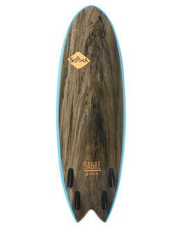 BLUE BOARDSPORTS SURF SOFTECH SOFTBOARDS - HSBII-BLU-054BLU