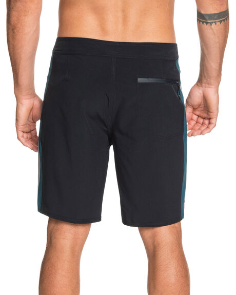 BLUE CORAL MENS CLOTHING QUIKSILVER BOARDSHORTS - EQYBS04316-BRS0