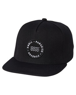 BLACK KIDS BOYS SWELL HEADWEAR - S31931612BLACK