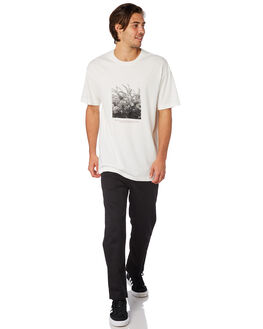 MILK MENS CLOTHING GLOBE TEES - GB01820002MILK