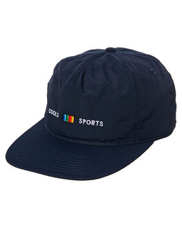 NAVY MENS ACCESSORIES BARNEY COOLS HEADWEAR - 908-CR4NVY