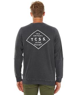 PHANTOM MENS CLOTHING THE CRITICAL SLIDE SOCIETY JUMPERS - ASF1706PHNTM