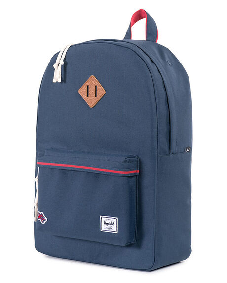 2b958f838 Herschel Supply Co Heritage Hounds Backpack - Navy Red | SurfStitch
