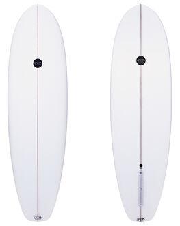 CLEAR BOARDSPORTS SURF HAYDENSHAPES FUNBOARD - HSPLUNDERPESCLR