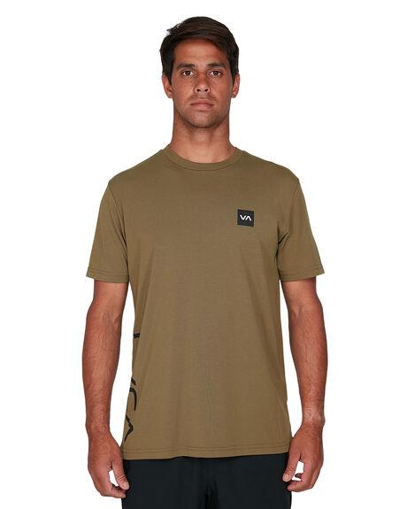 COMBAT MENS CLOTHING RVCA TEES - RV-R307042-C34