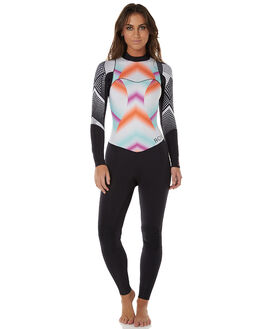 PARADISE PINK SURF WETSUITS ROXY STEAMERS - ERJW103015MLR6