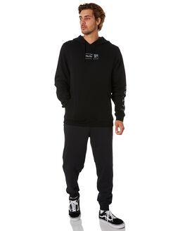 BLACK MENS CLOTHING HURLEY PANTS - CT0824010