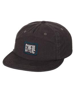 CHARCOAL MENS ACCESSORIES O'NEILL HEADWEAR - 4412304CHAR
