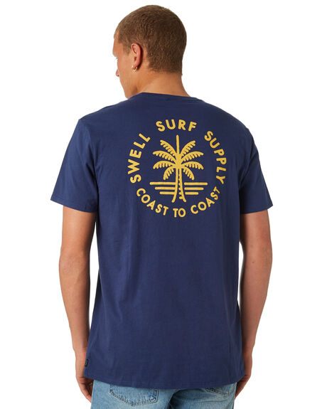 NAVY MENS CLOTHING SWELL TEES - S5184029NAVY