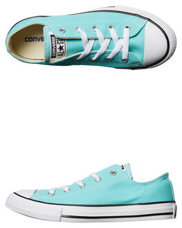 AQUA KIDS GIRLS CONVERSE SNEAKERS - 357643AQU