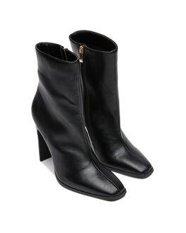 BLACK WOMENS FOOTWEAR BILLINI BOOTS - B1015BLK