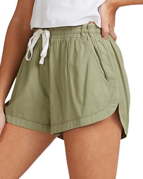 SAGE WOMENS CLOTHING BILLABONG SHORTS - BB-6503350-S12