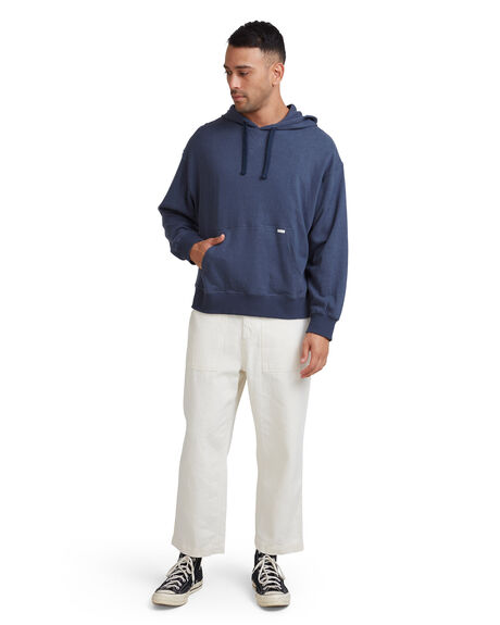 INDIGO MENS CLOTHING RVCA HOODIES + SWEATS - RV-R317156-IND