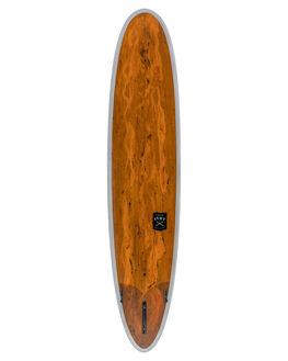 GREY ORANGE TINT BOARDSPORTS SURF CREATIVE ARMY SURFBOARDS LONGBOARD - CA-JIVEPU-GYOR
