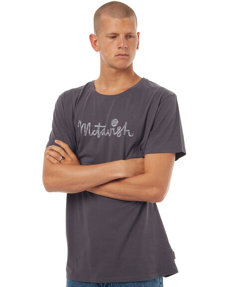 GRAPHITE MENS CLOTHING MCTAVISH TEES - MW-17T-01GRA