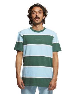 GARDEN TOPIARY MENS CLOTHING QUIKSILVER TEES - EQYKT03903-GRT3