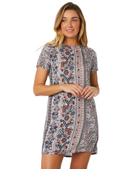 PAISLEY PRINT WOMENS CLOTHING ALL ABOUT EVE DRESSES - 6423080PRNT