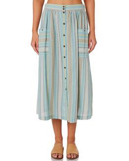 DAM BLUE WOMENS CLOTHING PATAGONIA SKIRTS - 58640SUDB