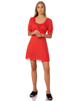 CHERRY PIE WOMENS CLOTHING THE EAST ORDER DRESSES - EO190804DPIE