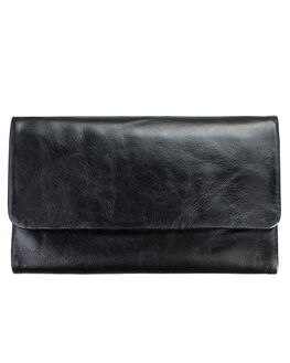BLACK WOMENS ACCESSORIES STATUS ANXIETY PURSES + WALLETS - SA1001BLK