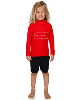 RED BOARDSPORTS SURF BILLABONG BOYS - BB-7791502-RED