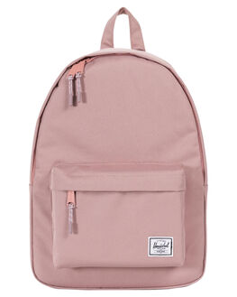 ASH ROSE WOMENS ACCESSORIES HERSCHEL SUPPLY CO BAGS + BACKPACKS - 10485-02077ASHRS