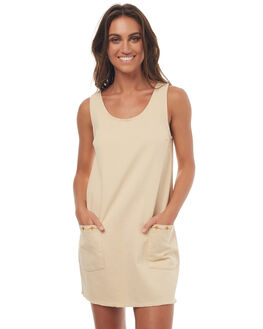 NATURAL OUTLET WOMENS SWELL DRESSES - S8171454NATUR