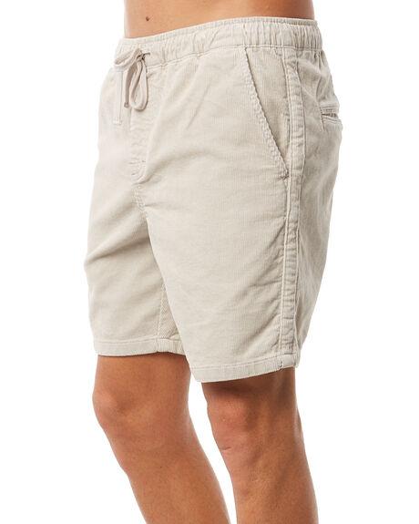 LIGHT GRAY MENS CLOTHING KATIN SHORTS - WSKOR00LGRY