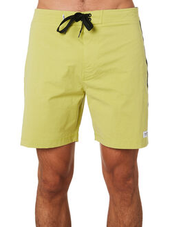 LIME MENS CLOTHING BANKS BOARDSHORTS - BS0172LIME