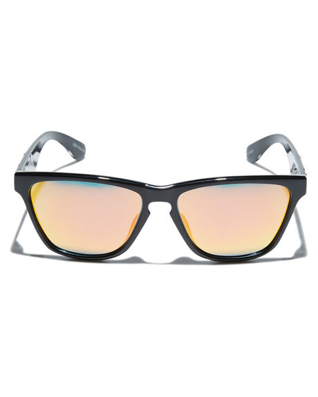 BLACK RED MENS ACCESSORIES CARVE SUNGLASSES - 2520BLKRD